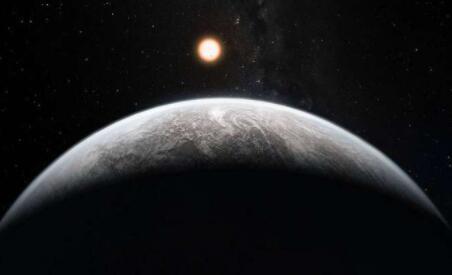 新墨西哥大学等共同发现了新的系外行星,其大气具有参考研究价值