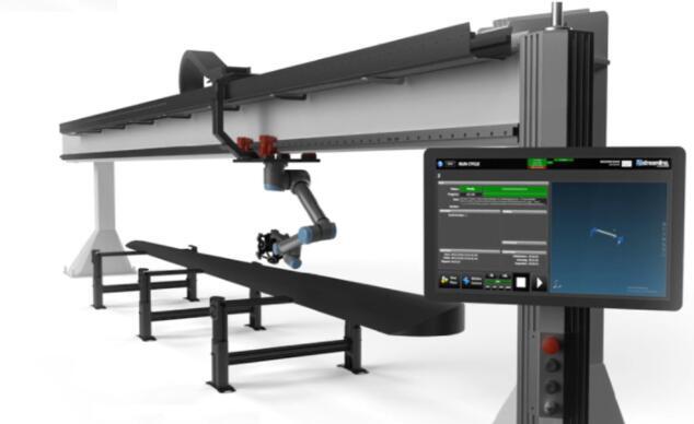 新型 3D 智能测量仪:可实现完整的零件扫描覆盖
