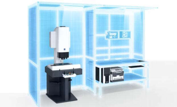 蔡司推出新型三坐标测量机:以集成质量保证并优化流程以提高测量生产效率