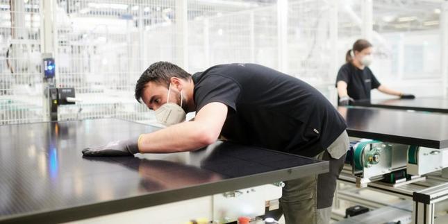Meyer Burger公司想在德国再建一个400兆瓦的太阳能电池生产工厂