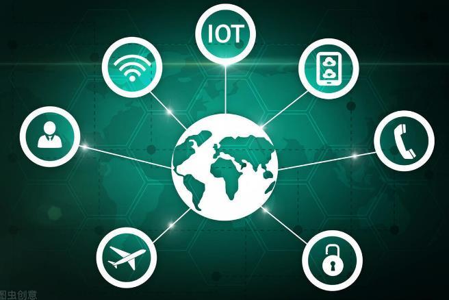 未来 5-10 年全球物联网产业将迎来加速发展阶段  有望翻数倍的5大科技龙头