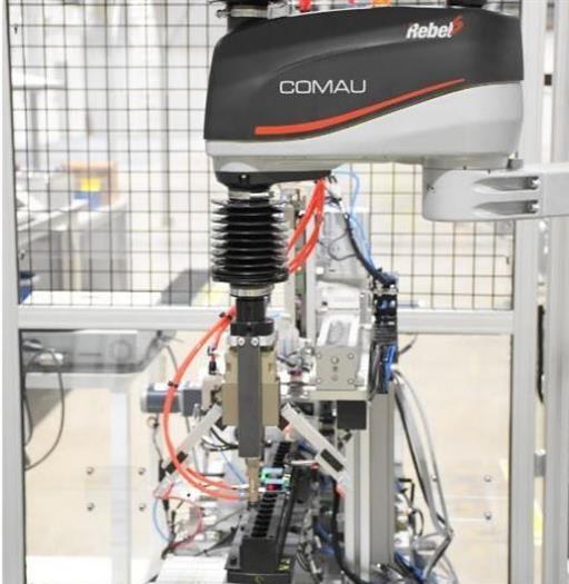 柯马为开创性的英国电池工业中心提供电池生产线