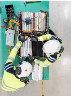 Fortum公司扩建废旧电池回收工厂增加产能