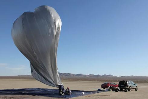 科学家们利用气球检测到地震,离探测金星地震又近了一步