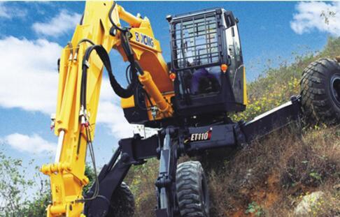 ?Mecalac推出挖掘機遠程信息處理系統 提高機械設備運行效率
