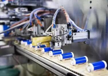 動力電池巨頭產能