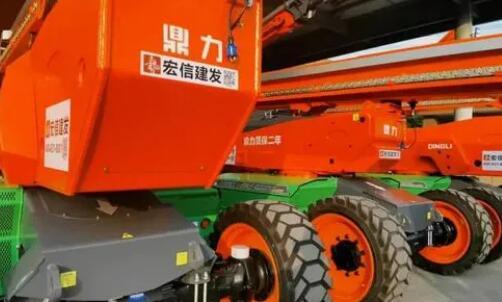 宏信建發將分拆至聯交所主板獨立上市,已是中國最大的設備運營服務提供商