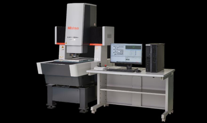 Mitutoyo推出高通量高级非接触式测量系统,测量吞吐量比上一代提高了约 40%