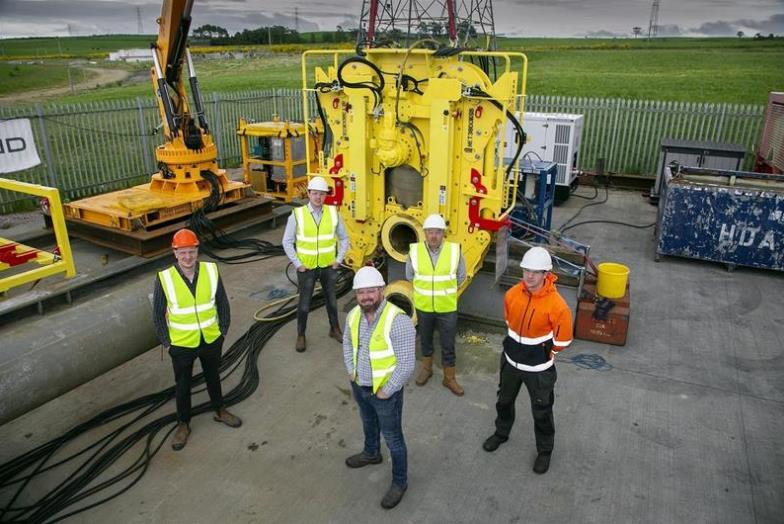 一家工程公司投資超 700,000 英鎊開發工具,為能源部門提供環保的解決方案