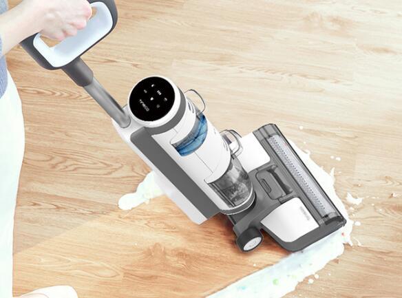家用洗地机为何突然之间火起来?2023年市场规模将达到101亿元