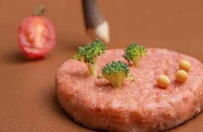 美盈森植物肉6·18銷量環比增長超過3倍,且每個月以40%-60%的環比增速在增長