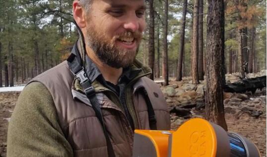 激光雷达技术在森林植被监测中的应用
