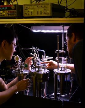 中国科大运用全光激发实现氪-81的单原子探测 助力于地球与环境科学研究