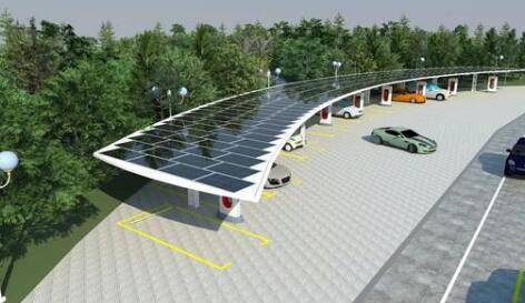 特斯拉即将推出光储充一体化超级充电站 光储充一体化充电站有何优势?