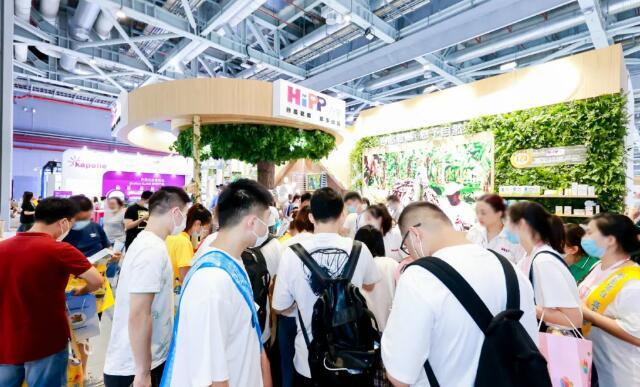 德國喜寶多款兒童奶粉亮相中墾上海,原料源自有機農場