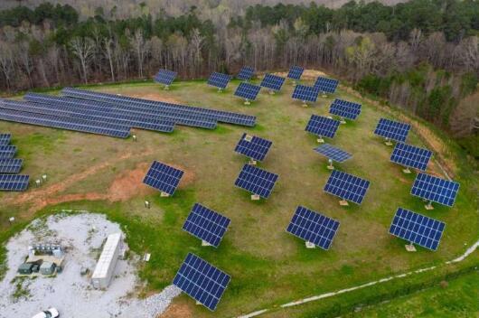 太陽能等可再生能源發電設施離家多少距離最合適?