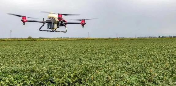 談植保無人機對農藥及其劑型的選擇