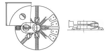 遇到大型曲柄類零件深槽結構的加工難題應該怎么解決?
