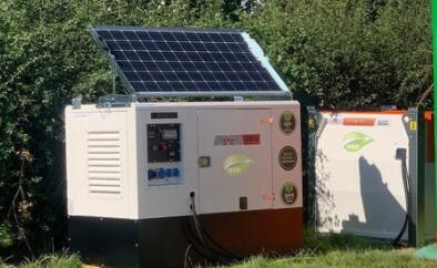 MHM的機械設備已兼容HVO(加氫植物油)燃料,可以減少90%的二氧化碳排放量