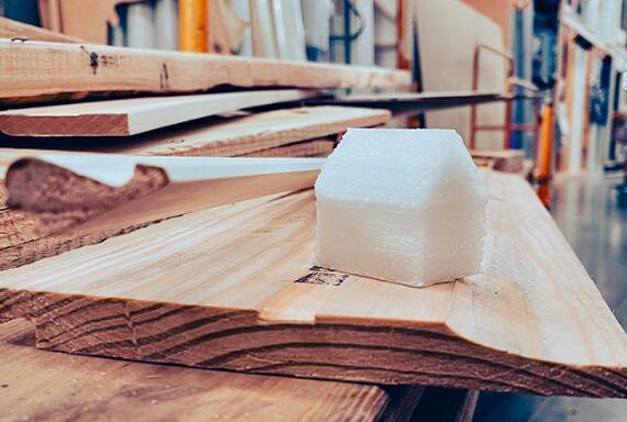 3D打印出的具有熱調節能力的混凝土,建筑物內或不再需要空調
