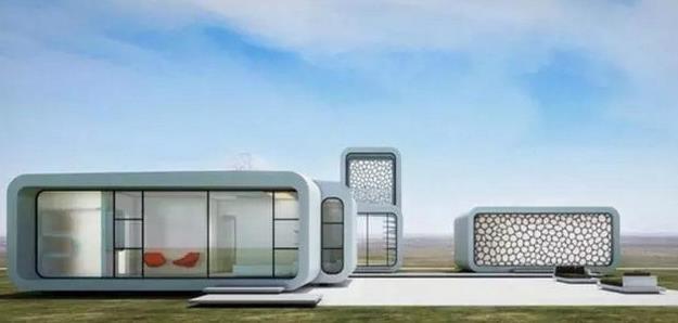 18小時就能造一所學校!3D打印為建筑行業提供新的可能性