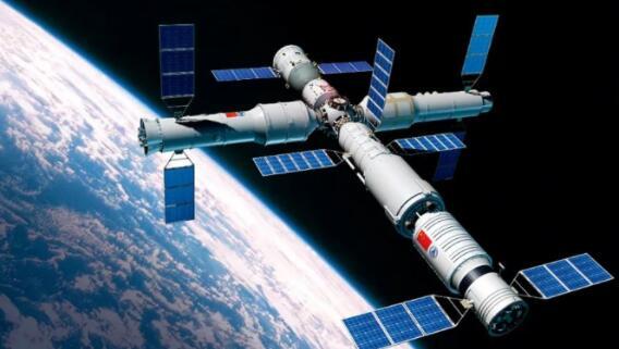 空间站是靠什么飘在太空?空间站的秘密一次说清楚