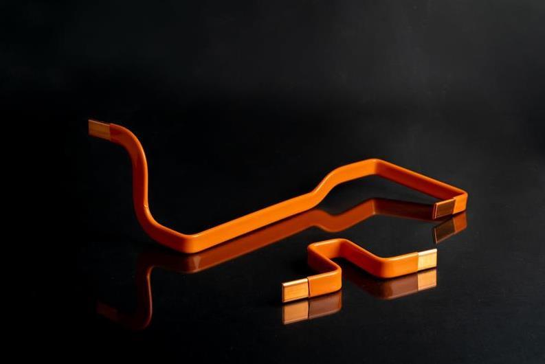 重新定義幾何可能性,新的彎曲方法形成沒有涂層損壞的絕緣母線