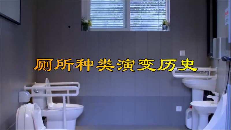 都知道印度厕所有点尴尬,那我国的厕所是如何有现在这样的规模的