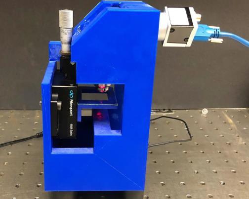廉价的3D打印数字显微镜,几分钟可测出一滴血中是否含有新冠病毒