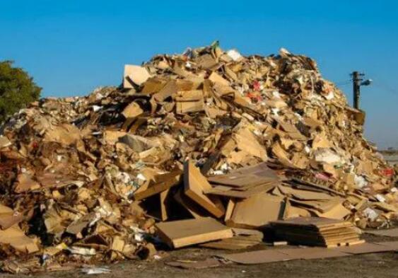 """废纸进口禁令重塑全球造纸产业链,箱板纸成全球投资新""""热点"""""""