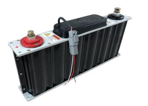 48V 动力系统,具有主动加热功能,启动时间更短