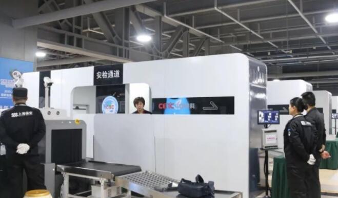 中国自研的太赫兹安检仪:1小时可检测1500人,这项技术将带来什么样的变革?