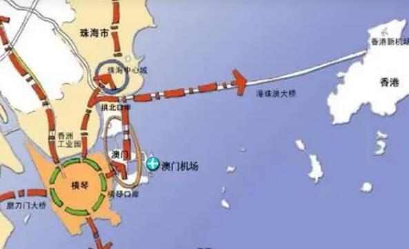 """横琴新区来了!再次成为最强风口,下一个""""深圳""""即将诞生?"""