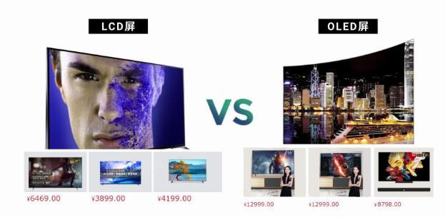LCD屏和OLED屏有何区别?谁才是未来屏幕的王者?