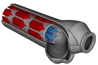 超紧凑、高功率金属3D打印的热交换器来了:功率密度比现有的高20倍