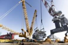 下一代海上風電起重機: HLC 系列將成為在世界未來風電場的關鍵元素