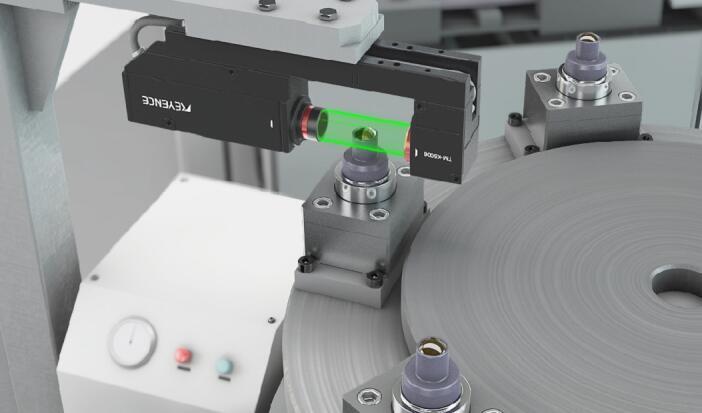 新型遠心測量系統曝光:曝光時間僅為 25 μs 比傳統型號快 40 倍