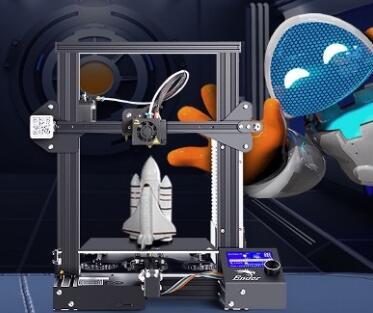 3D打印机在巴西火了,太空机器人先行一步