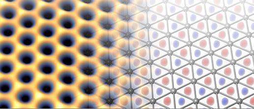 三角形蜂窝:物理学家设计新型量子材料,丰富拓扑绝缘体家族