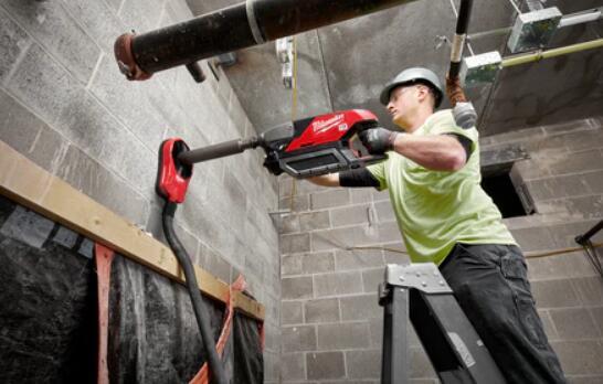 下一代混凝土钻机将减少岩心钻探带来的安全风险