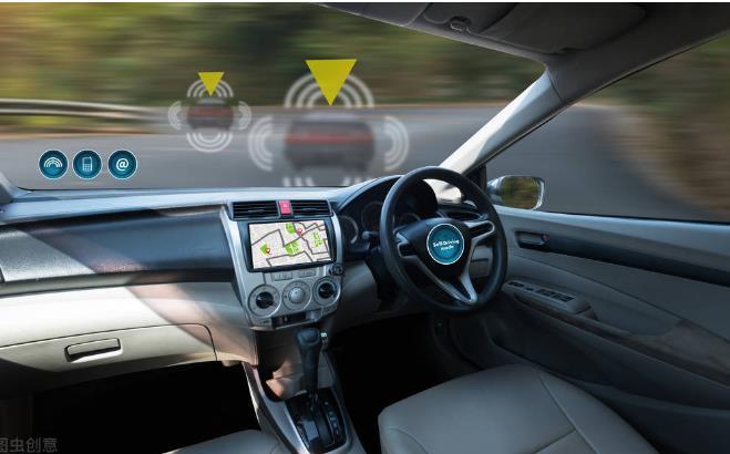 汽车自动驾驶迎东风,细数汽车产业链,谁是下一个黑马?