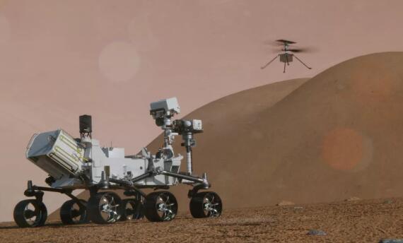 我国自研火星无人机样机验收成功,下一次我们将带着自己的无人机征服火星