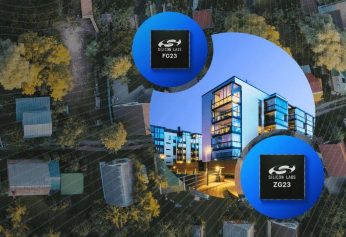 Silicon Labs推出安全Sub-GHz片上系統:無線傳輸距離超1英里,電池壽命超10年