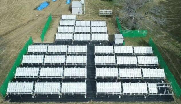 太陽能制氫的突破性技術:可在室外大規模生產氫氧混合氣體,已提交專利申請