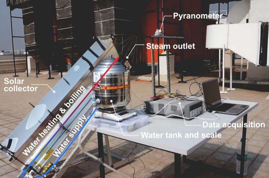 ?一種可挽救生命的太陽能手術器械消毒器