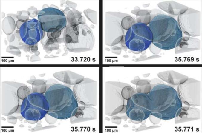 每秒 1000 次的新紀錄!計算機斷層掃描技術獲得跨越式的進展