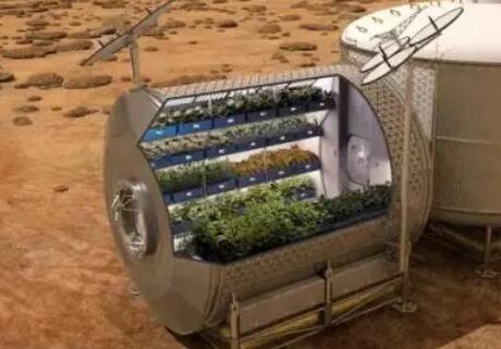 到太空种地去!太空温室技术为人类开辟新的种植地