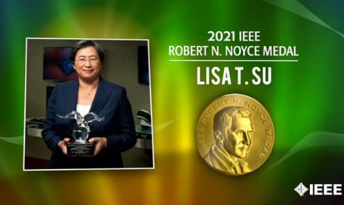 """蘇姿豐拿下半導體行業的""""諾貝爾獎"""",是她將瀕臨破產的AMD打造成處理器之王"""