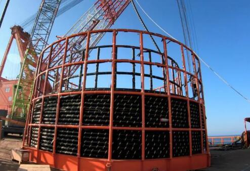 國內首根無中間接頭濕式結構集束海纜交付,海纜有什么用,如何最大化利用?