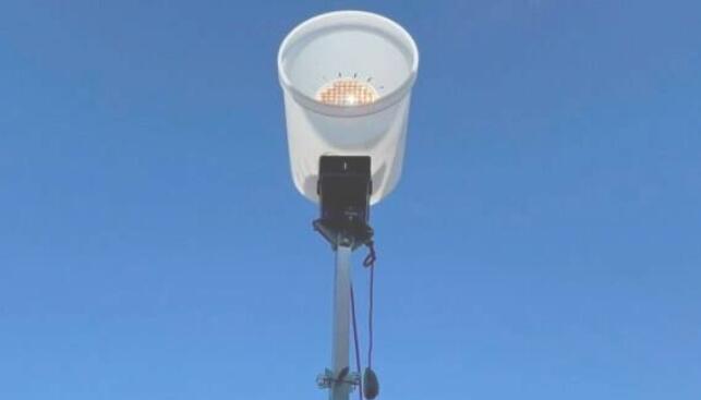 光束為便攜式 5G 基站供電:一公里內的傳輸功率高達 1,000 瓦